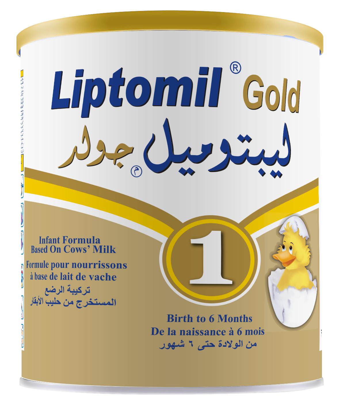 Liptomil Gold 1