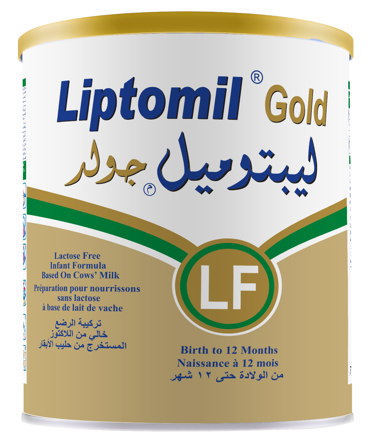 Liptomil Gold LF