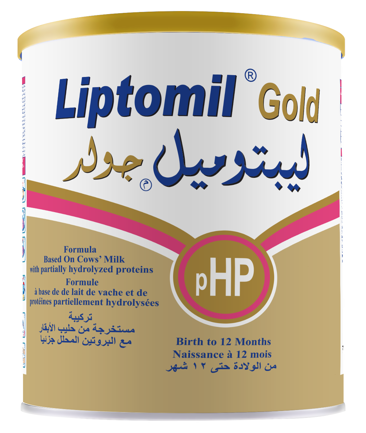 Liptomil Gold pHP