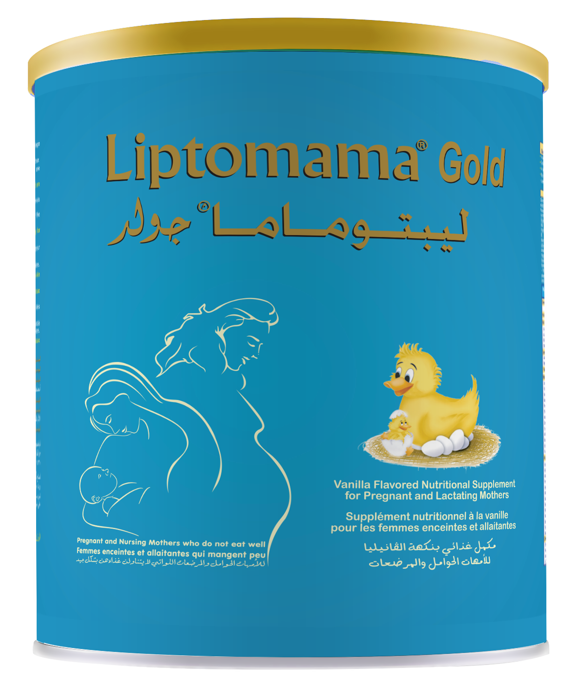 Liptomama Gold